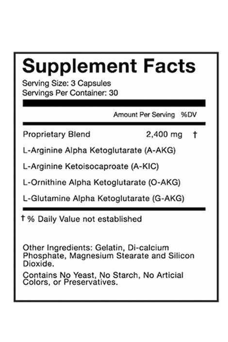 rugby bcaa capsule ingredients