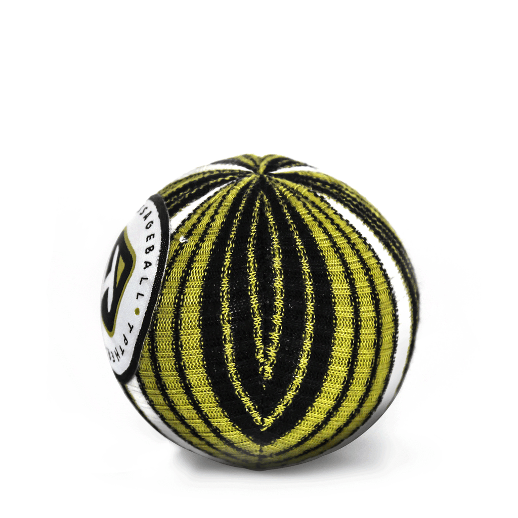 rehab massage ball features