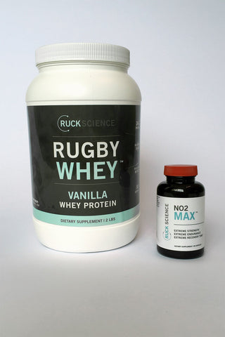 rugby recovery stack