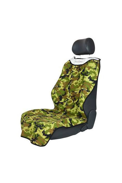camo washable car seat cover