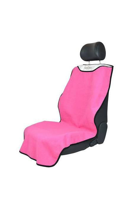 pink washable car seat cover