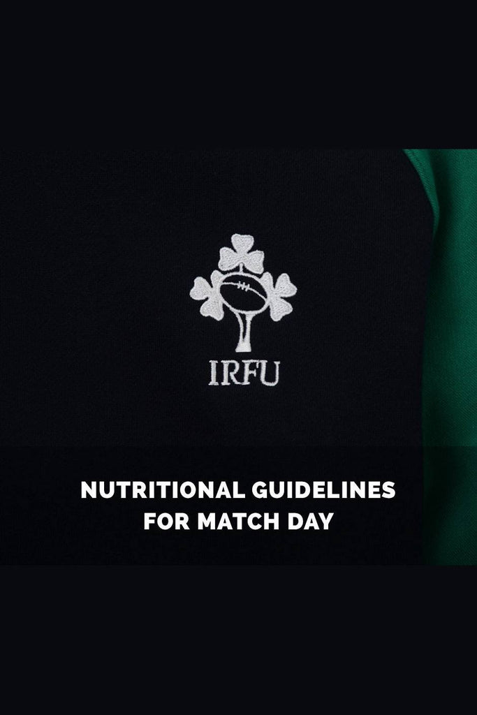 eBook nutrition guidelines match day