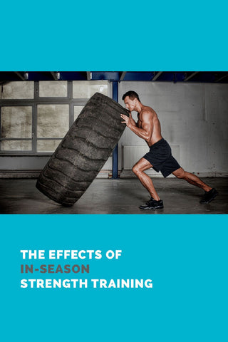 effects of in-season strength training