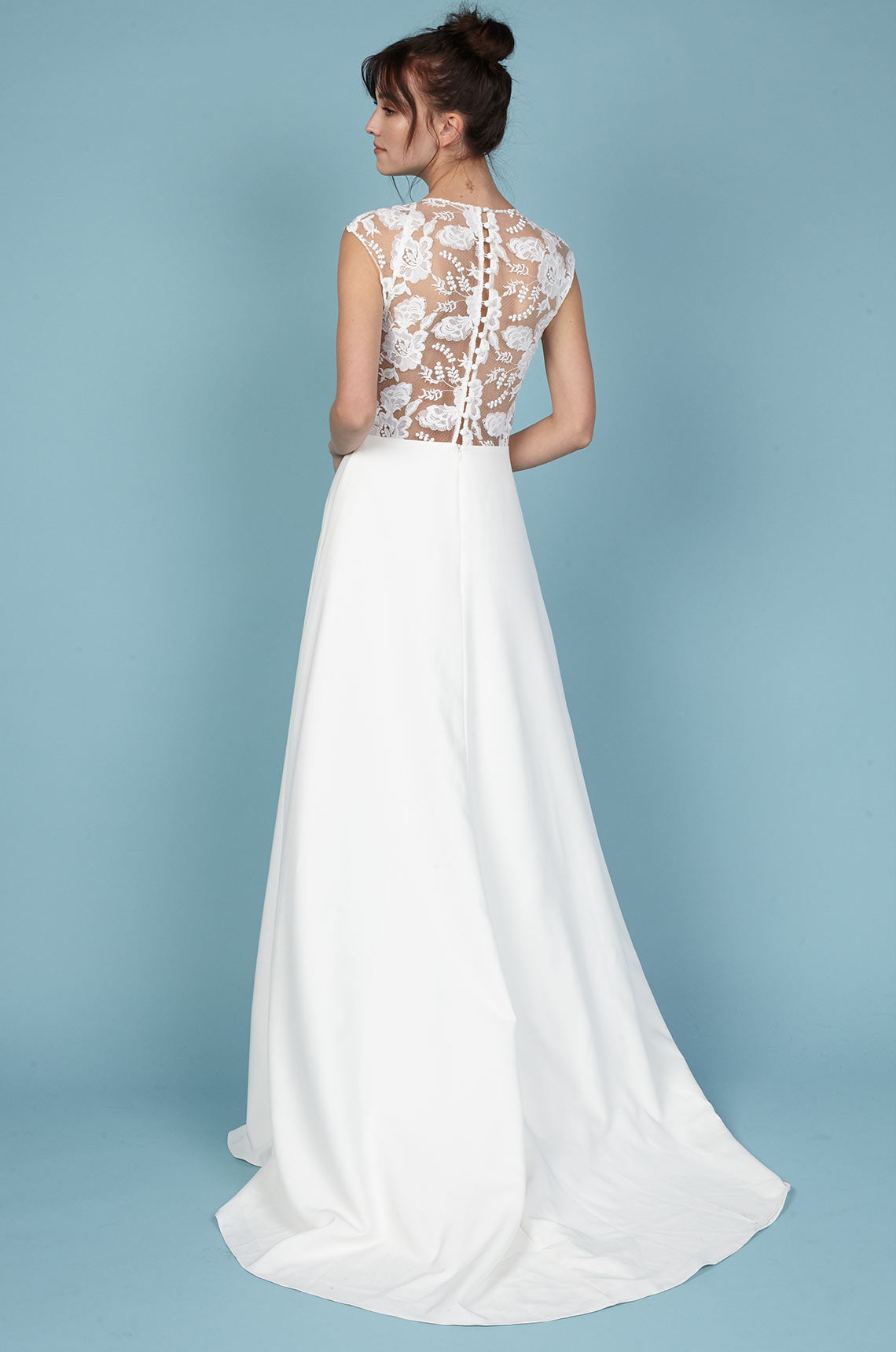 Floravere   Lawrence With A-Line Skirt