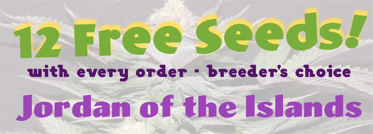 Check out all Jordan's Strains!
