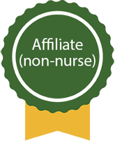 1 Year of Affiliate (non nursing) Membership