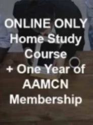 ONLINE ONLY Home Study Program and 1 Year of Membership