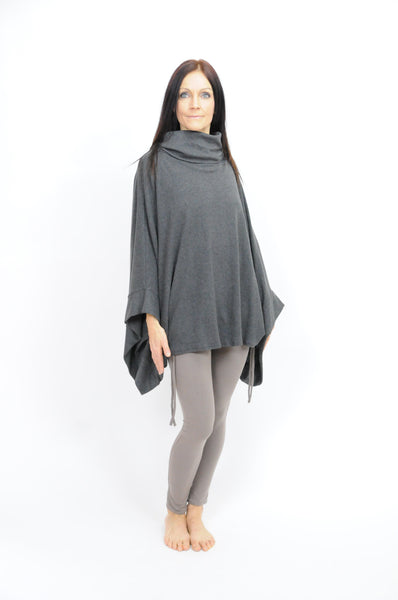 Eco Pullover Cape - Gabe Ruth