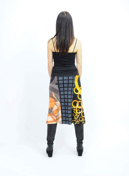 Cyber Skirt /Dress - Animated Closet NYC