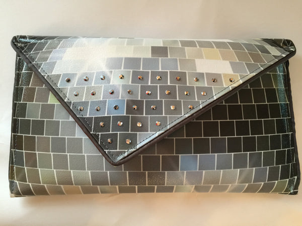 Disco Ball Clutch - Kent Stetson