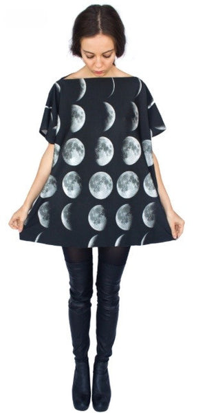 Moon Phase Jersey Top - Shadowplay New York