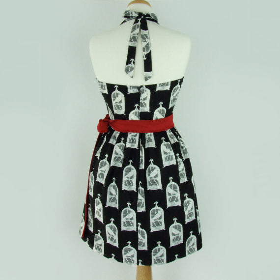 Nevermore Edgar Allen Poe Dress - Hemet