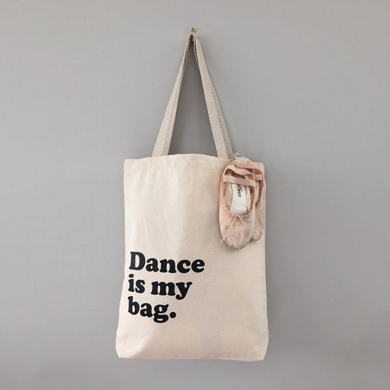 Dance is My Bag Tote - PARADE and Company