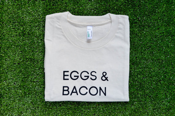 Women's Eggs & Bacon T-Shirt - Sophster Toaster