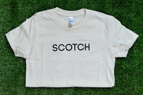 Men's Organic Scotch T-Shirt - Sophster-Toaster