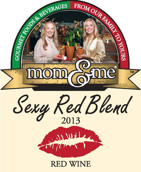 Sexy Red Wine Blend - 6 Pack (save 5%)