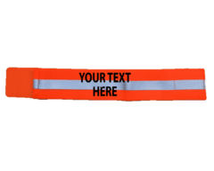 Custom Reflective Arm Band