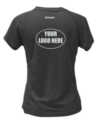Custom Reflective Short Sleeve Shirt