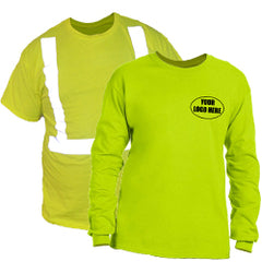 RUSEEN Reflective Apparel - Workwear - Reflective Shirt - ANSI Approved
