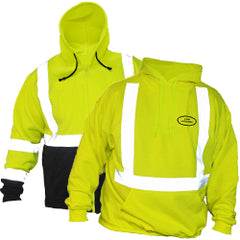 RUSEEN Reflective Apparel - Workwear - Reflective Sweatshirts - ANSI Approved