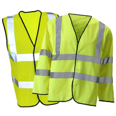 RUSEEN Reflective Apparel - Workwear - Reflective Vests - ANSI Approved