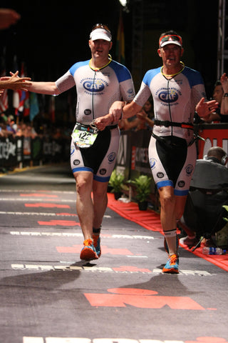 Erich Manser - Ironman Visually Impaired World Record Holder