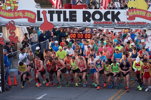 Little Rock Marathon Expo - Little Rock, Arkansas