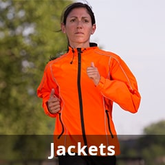 High Visibility and Reflective Jackets for Women