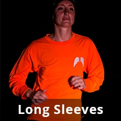 High Visibility and Reflective long Sleeve Shirts for Women