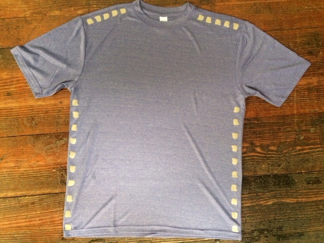 One of a kind Men's Small Heather Royal