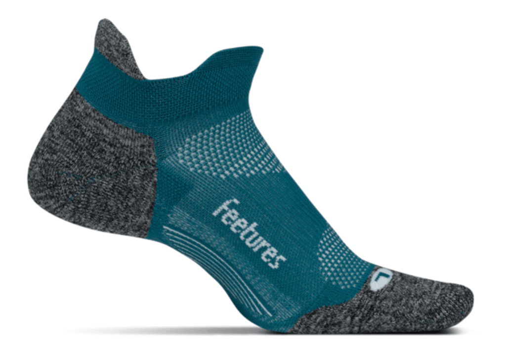 Feetures Socks - Elite - Light Cushion - Emerald