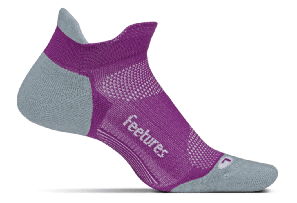 Feetures Socks - Elite - Light Cushion - Ruby