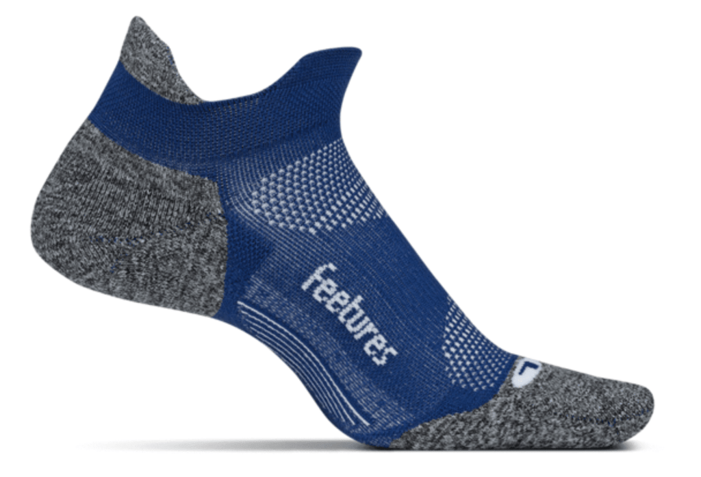 Feetures Socks - Elite - Light Cushion - Sapphire