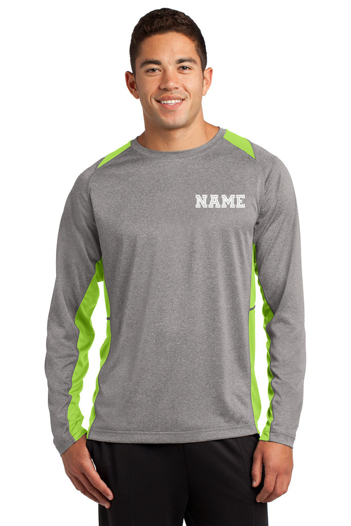 Men's Reflective Long Sleeve Shirt - Ultra Flunkie - 2 Colors