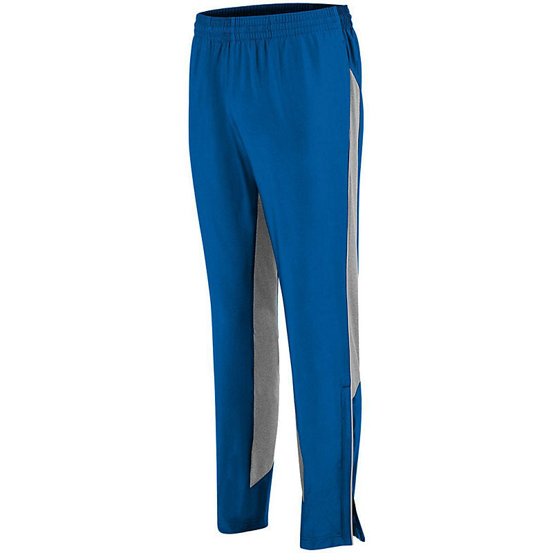 MENS REFLECTIVE TRACK PANTS - Front – Royal