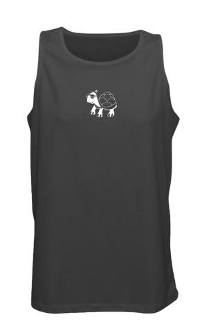 Men's Reflective Tank - Looks Like Walking