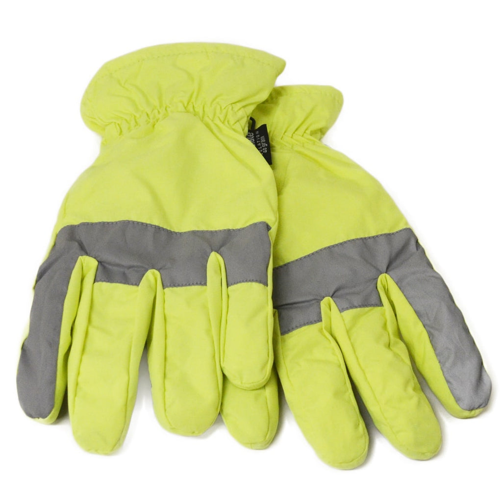 Heavy Reflective Gloves - Top