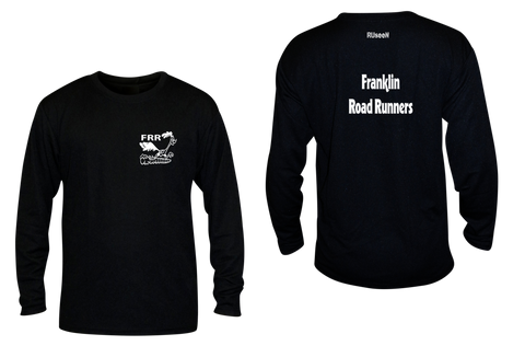 Men's Reflective Long Sleeve Shirt - Franklin Road Runners