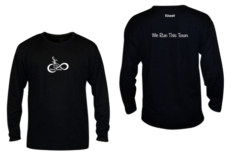 Unisex Reflective Long Sleeve - Soul Team - Town