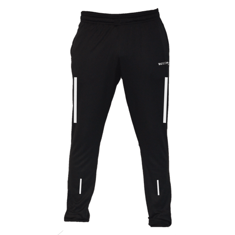Men's Reflective Running Pants - Basic Stripes - Front