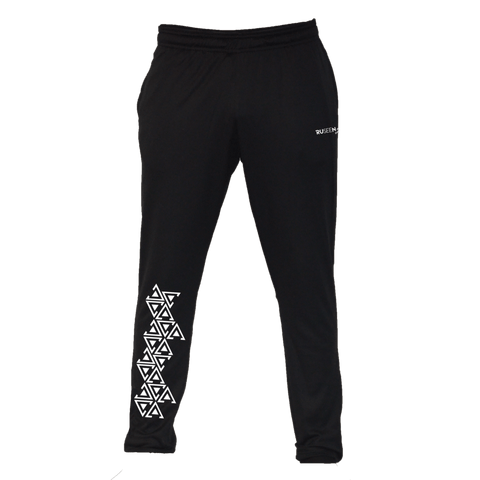 Men's Reflective Running Pants - Markers - Front