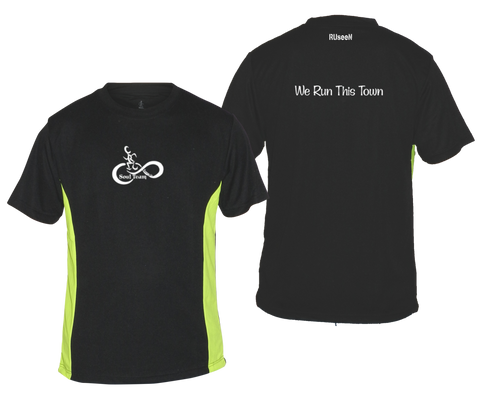 Men's Reflective Short Sleeve Shirt - Soul Team - Town