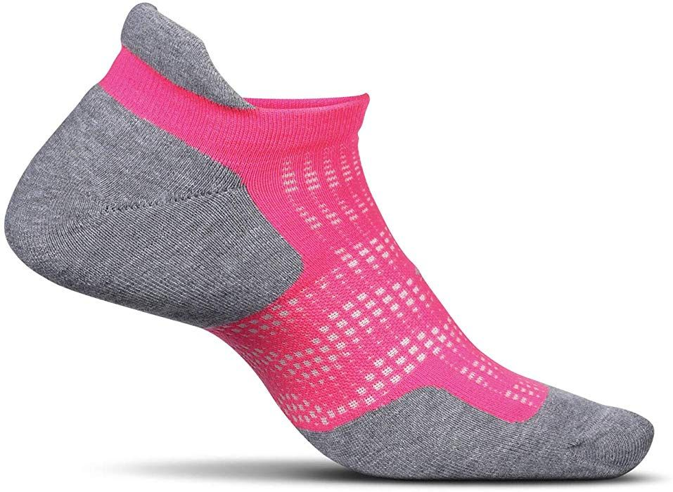 Feetures Socks - High Performance - Cushion - Pink Pop