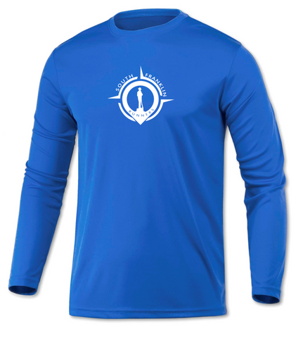 Unisex Reflective Long Sleeve Shirt- South Franklin (TN) Runners