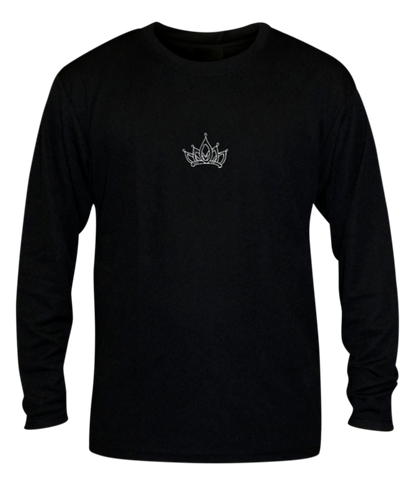 Unisex Reflective Long Sleeve - Sparkle