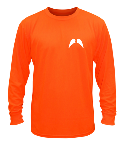 Unisex Reflective Long Sleeve - Wings