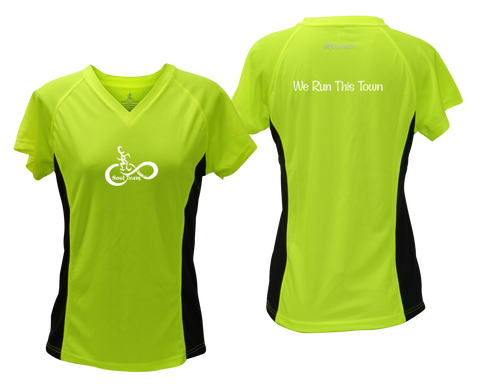 Women's Reflective Short Sleeve Shirt - Soul Team - Town