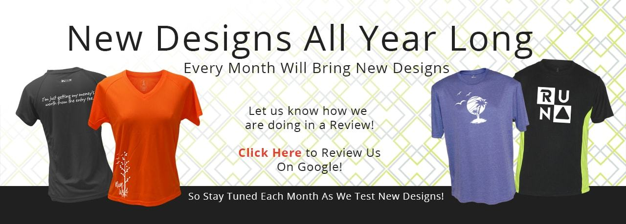 New Designs - Review Us on Google