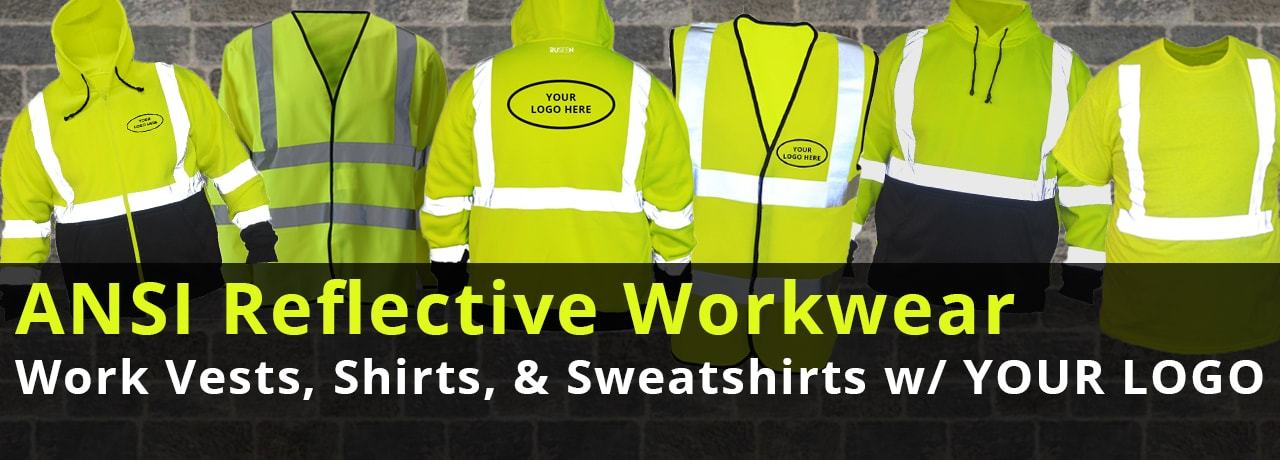 Workwear, Construction, ANSI Approved
