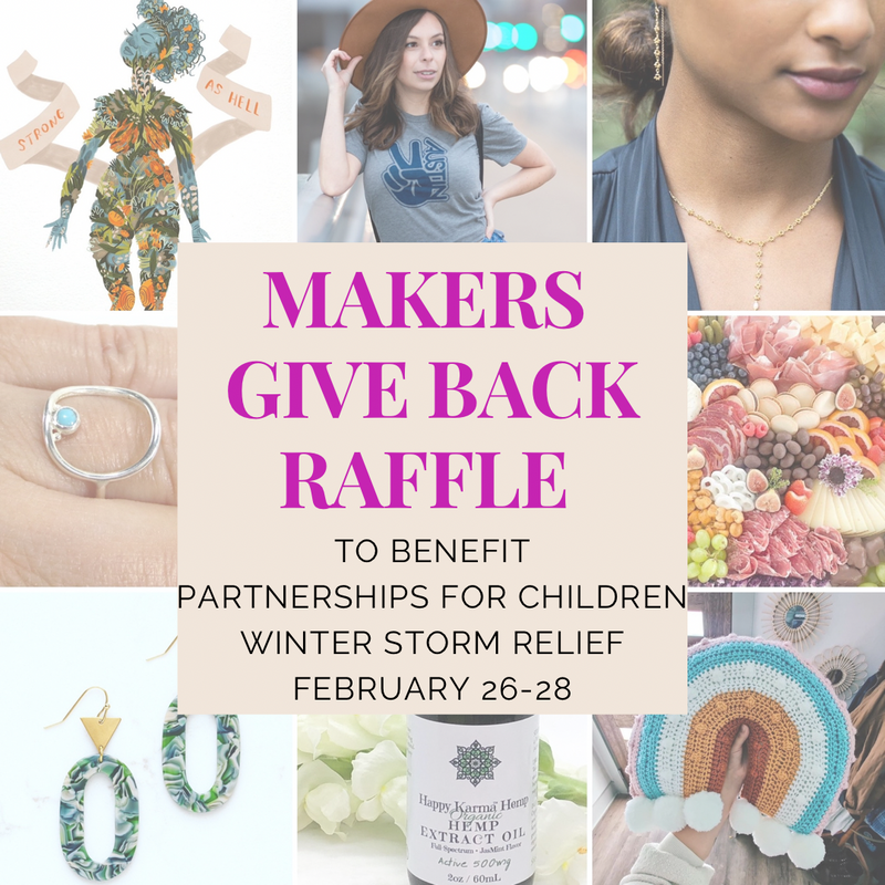 SoCo Makers Market Raffle to Benefit Partnerships for Children